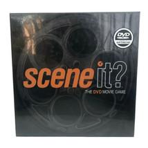 2002 Original Scene It DVD Movie Game Film Trivia Family Game Night Sealed  - $18.46