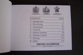 1997 1996 XJ6 jaguar owners manual handbook new original black & white x... - $39.59