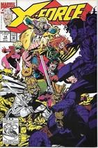 X-Force Comic Book #14 Marvel Comics 1992 Near Mint New Unread - $2.99