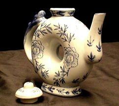 Ceramic TeaPot AA20-2153 Vintage image 4