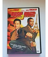 Rush Hour 3 (DVD, 2007) Opened Brand New in side with Manual - $5.95