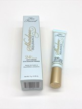 Too Faced Shadow Insurance Eye Shadow Primer ~ Full Size .35oz/11g ~ Authentic - $18.72