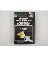 Atari 400/800 Computer Software Hickory Dickory Dock / Baa Baa Black She... - $39.59