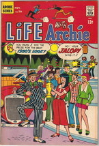 Life With Archie Comic Book #79, Archie 1968 FINE - $9.74