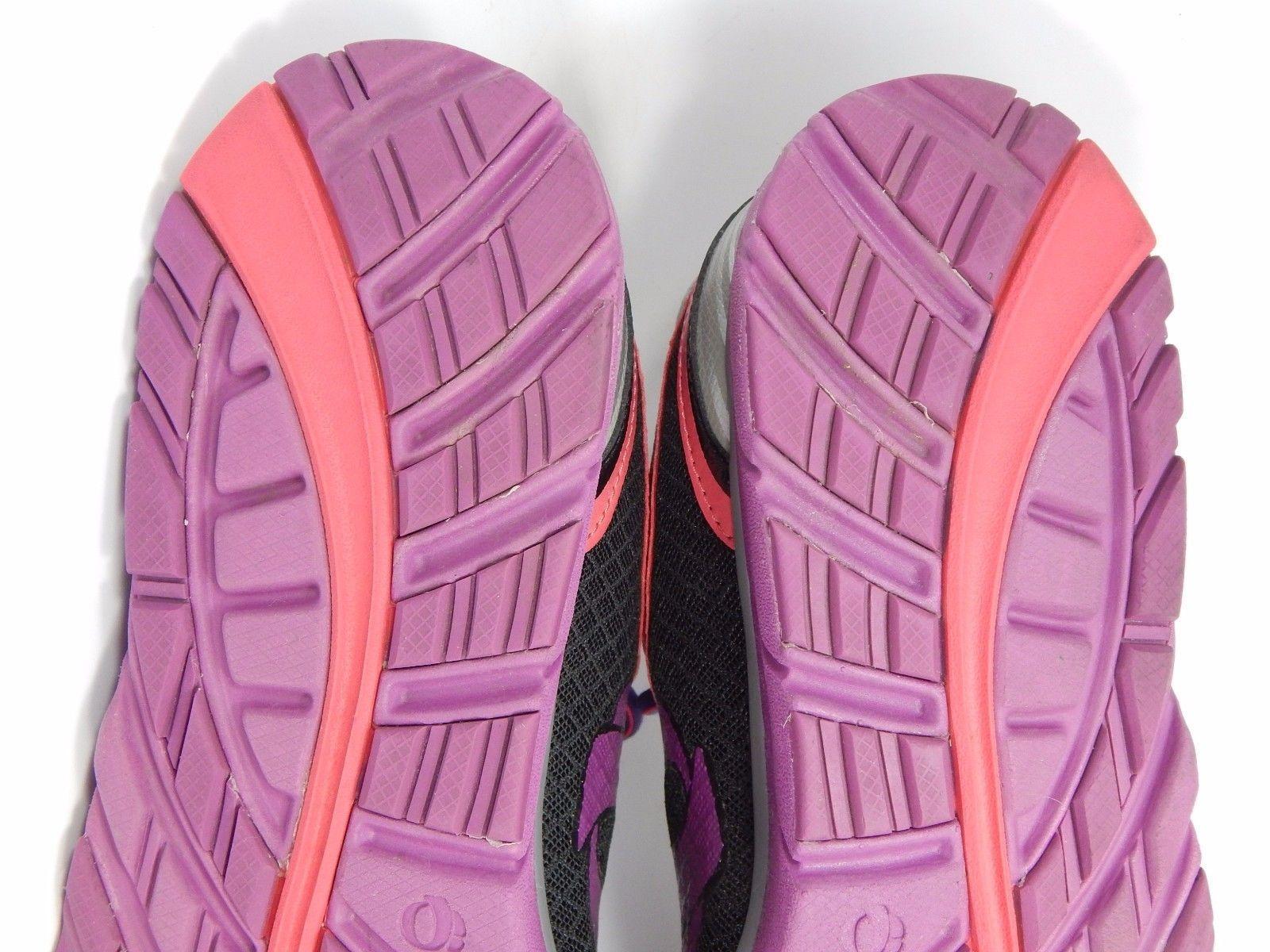 Pearl Izumi EM Road M 3 Women's Running Shoes Size US 8.5 M (B) EU 40 Silver