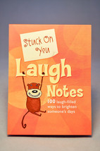 Hallmark: Laugh Notes - 100 Laugh-Filled Sticky Notes - BOX2072 - $7.99