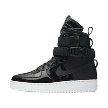 Women Nike SF Air Force 1 Special Field  high AJ0963-001 Premium black Sneakers - $129.99