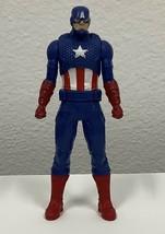 Captain America Marvel 2015 Avengers Hasbro - $7.91