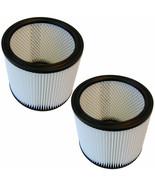 2-Pack HQRP Cartridge Filter for Shop-Vac 586-63-00 5866300 586-61-00 58... - $30.95