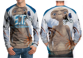 E.T. the Extra-Terrestrial 3D Print Sweatshirt For Men - $29.20