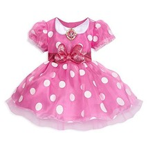 Disney Minnie Mouse Pink Costume for Baby Size 3-6 MO Pink - $39.59