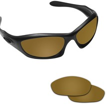 Anti-saltwater Polarized Replacement Lenses for Oakley Monster Dog Sunglasses - $49.98