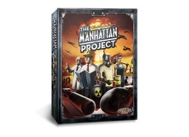 Minion Games The Manhattan Project Board Game - $52.19