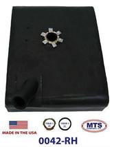 PLASTIC FUEL TANK MTS 0042-RH FITS 65-72 JEEP CJ5 CJ6 UNDER THE PASSENGERS SEAT image 2
