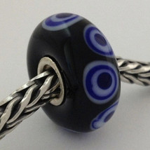 Authentic Trollbeads Ooak Murano Glass Unique Bead Charm (#44), New - $33.24