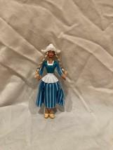 Fast Food Toys McDonald's Barbie Dutch Maid Mattel 1995 - $4.95