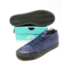 Nike Sb Zoom Blazer Chukka XT Premium Medio Obsidiana Azul Marino AV3529... - $137.94