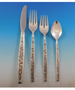 Valencia by International Sterling Silver Flatware Set for 12 Service 55... - $3,295.00