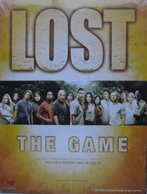 NEW SEALED - Lost the Game Board Game - 2006 - TV Show Cardinal #37817 - $17.99