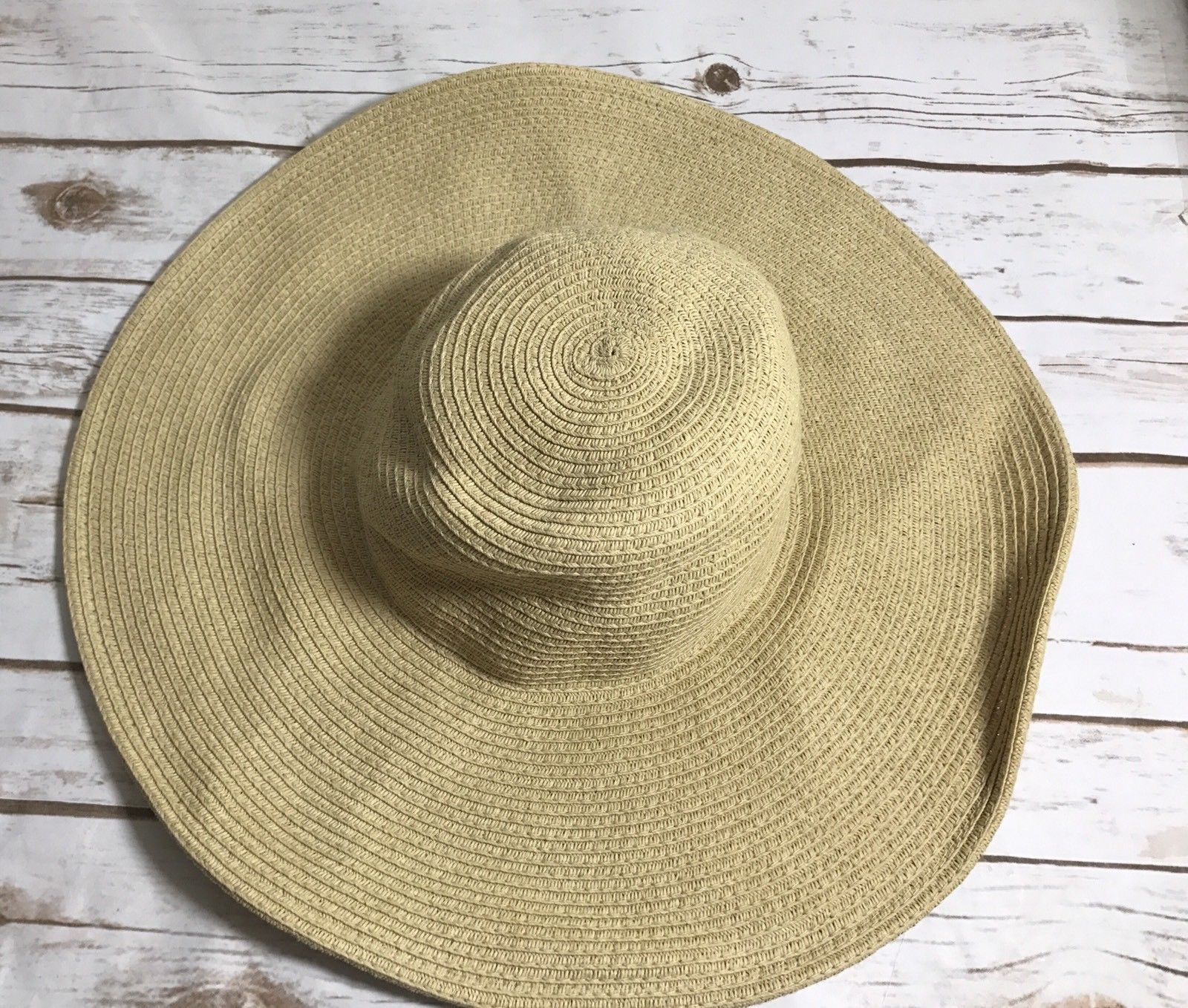 b4e9ad612ab18 J Crew Textured Summer Straw Hat Dusty Dune and 50 similar items