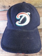 a184bf820ca Miami DOLPHINS Football NFL Fitted NIKE Size 7 1 4 Adult Cap Hat -  14.84
