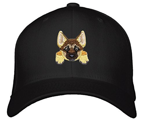 Cute Dog Face Hat - Choose Your Breed! (German Shepard)