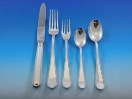 Palatina by Wallace Italian Sterling Silver Flatware Set 46 Pieces Dinner New - $6,895.00