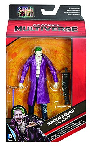Primary image for Mattel DC Comics Multiverse Suicide Squad The Joker Figure