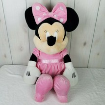 "Disney Baby Minnie Mouse Plush Stuffed Animal JUMBO 39"" Childrens Friend - $25.24"