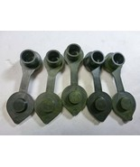 5x Black Fuel Gas Can Jug Vent Caps - Free Ship And Next Day Shipping - $6.92