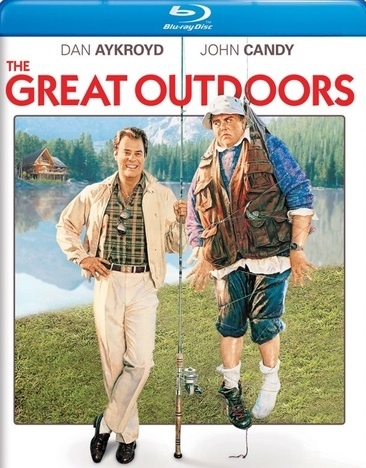 Great Outdoors (Blu Ray)