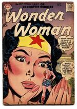 Wonder Woman #90 1957-DC-Giant Wonder Woman cover-VG- - $212.19