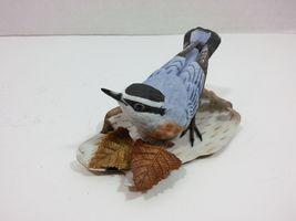 THE LENOX GARDEN BIRD COLLECTION Nuthatch (Fine Porcelain 1987) image 9