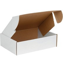 Boxes Fast BFMFL12113 Deluxe Literature Cardboard Mailers, 12 x 11 x 3 I... - $93.89