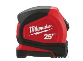 Milwaukee (8-22-6625) 25' General Contractor Tape Measure - $20.99