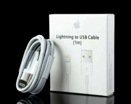 Original Lightning USB Data Sync Charger Cable For Apple iPhone 7 8 X 6 ... - $9.99