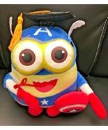 Graduation Minions Avengers Despicable ME Captain America Cartoon Stuffe... - $16.82
