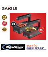 ZAIGLE Party ZG-K2011 Infrared Well-being Roaster Barbeque Grill Korea Gear - $238.00