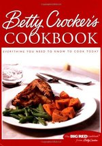 Big Red Betty Crocker's Cookbook: Everything You Need to Know to Cook To... - $21.99