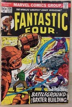 FANTASTIC FOUR #130 (1973) Marvel Comics VG+ - $9.89