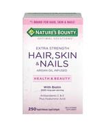 Nature's Bounty Hair, Skin and Nails, 250 Softgels - $21.36