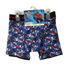 Disney And License 2 Pack Boxer Underwear (8Y, Spiderman) - $8.81