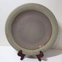 "Dinner Plate Mikasa Potter's Art Cafe Latte Stoneware Brown 11.5"" - $24.18"