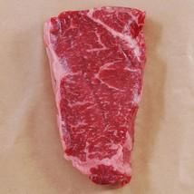 Wagyu Strip Loin, MS4, Cut To Order - 13 lbs, 1-inch steaks - $469.83