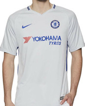 Nike Aeroknit Chelsea Men's Away Soccer Jersey 2XL Authentic Player 2017... - $64.58
