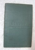 The Gospel of Saint John Cambridge Cloth Bound Sweet Pocket Book T6 - $12.38