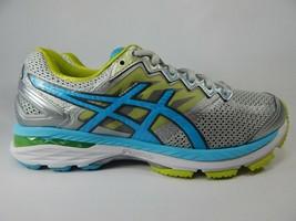 Asics GT 2000 4 Size 8.5 2E EXTRA WIDE EU 40 Women's Running Shoes Silve... - $58.10