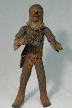 STAR WARS Chewbacca Action Figure, 14 Inch Tall - 2004 LFL Hasbro - $19.79