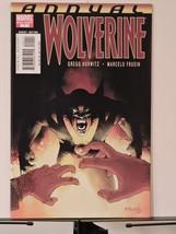 Wolverine Annual #1 (Dec 2007, Marvel) - $3.96