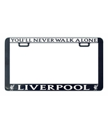 Liverpool FC England soccer futbol license plate frame holder tag - $7.99